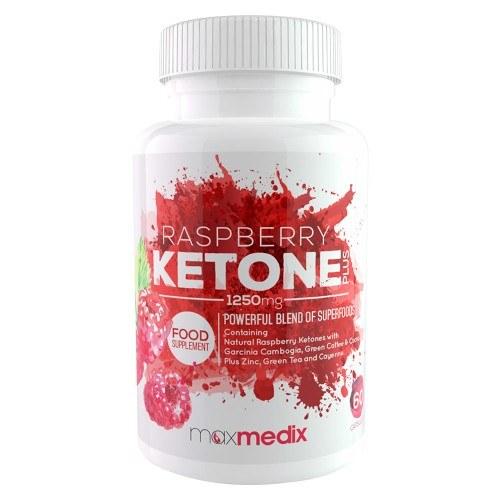 Raspberry Ketone Plus par MaxMedix
