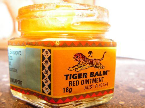 baume du tigre rhumatisme