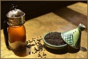 La composition de l'huile de nigelle