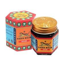 baume du tigre rouge ou blanc