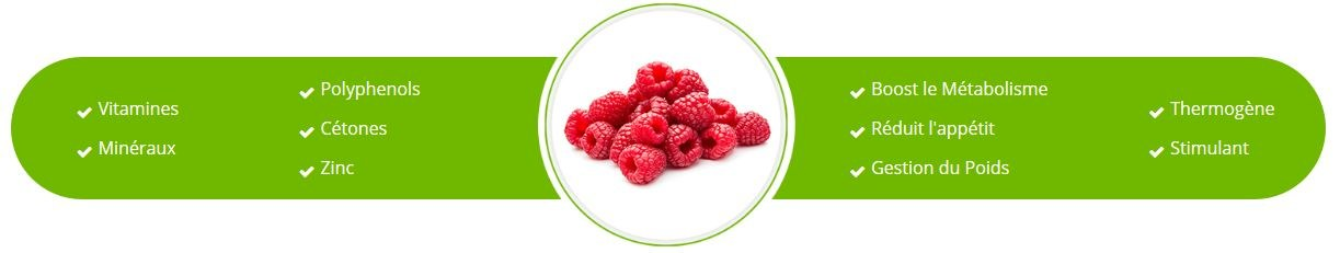 Avis Raspberry Ketone Pure par MaxMedix