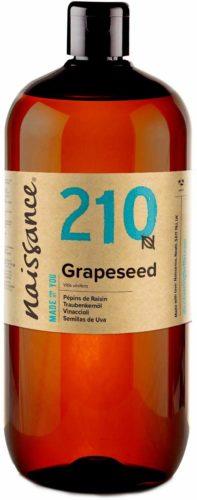 huile de pépins de raisin de la marque Naissance