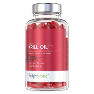 Huile de Krill de l'Antarctique